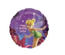 Tinker Bell Happy Birthday Wishes